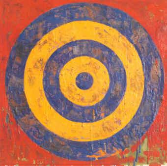 Jasper Johns Pop Art Art Poster Prints