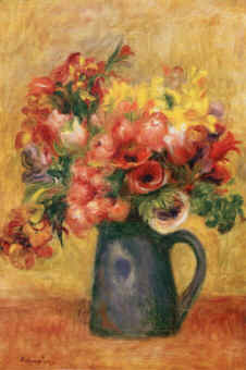 a biography of pierre auguste renoir a french impressionist painter Pierre-auguste renoir was a famous french artist he is one of the leading personalities who developed the painting style of impressionism.