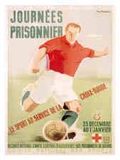 Vintage Soccer Futbol Posters