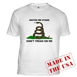 Dont Tread on Me T-Shirts