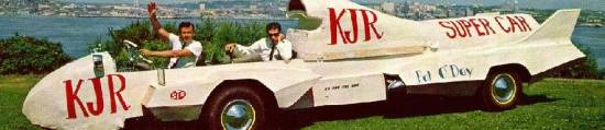 The KJR Super Car